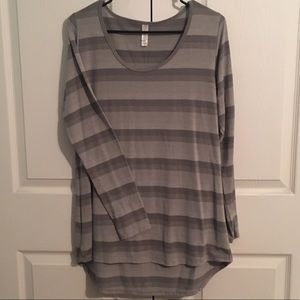 LuLaRoe Lynnae long sleeve shirt